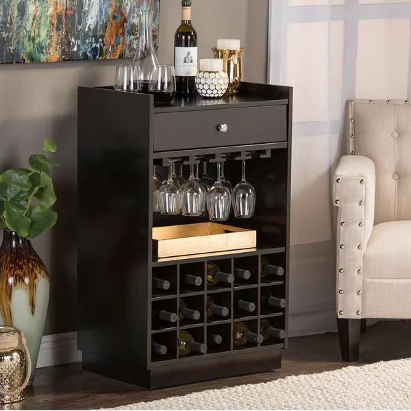 Among bar furniture